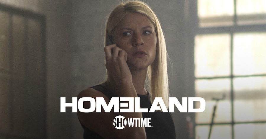 Homeland on Roku blog