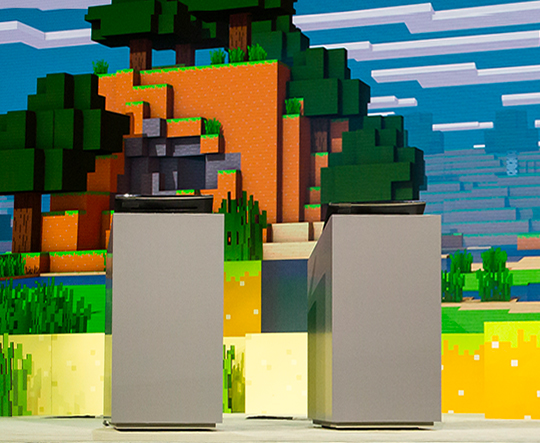 MINECON Earth panels