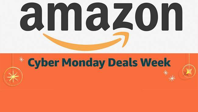 Image result for amazon cyber monday 2018
