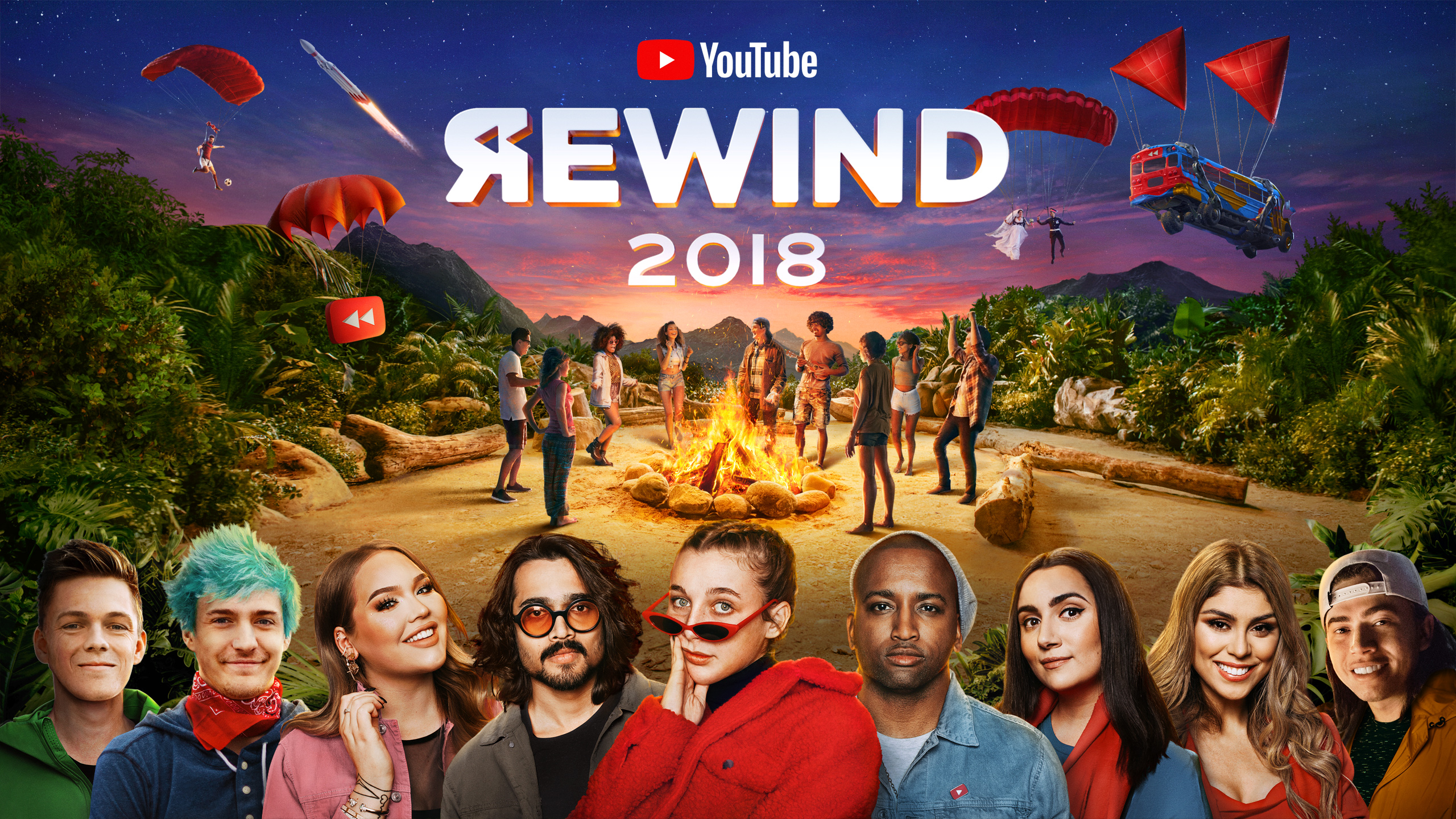 Image result for youtube rewind