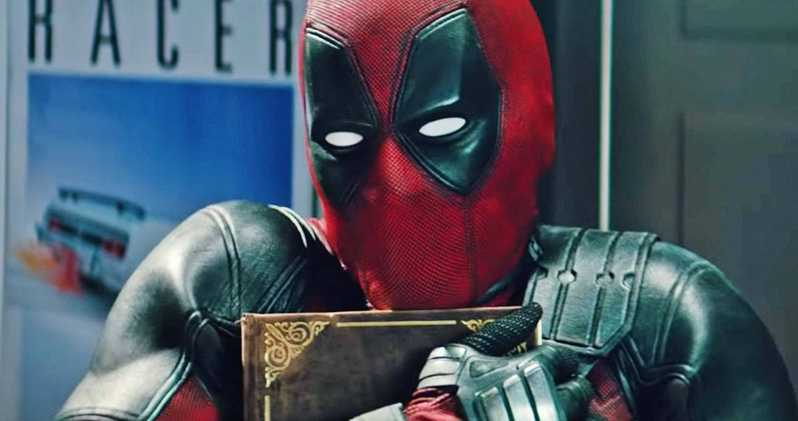 Image result for Once Upon A Deadpool
