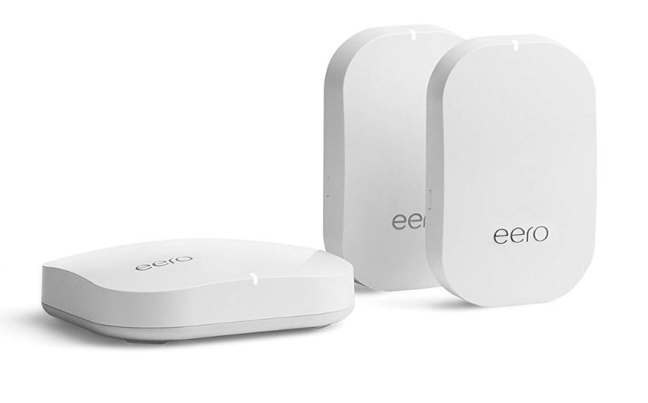 Image result for amazon acquires eero