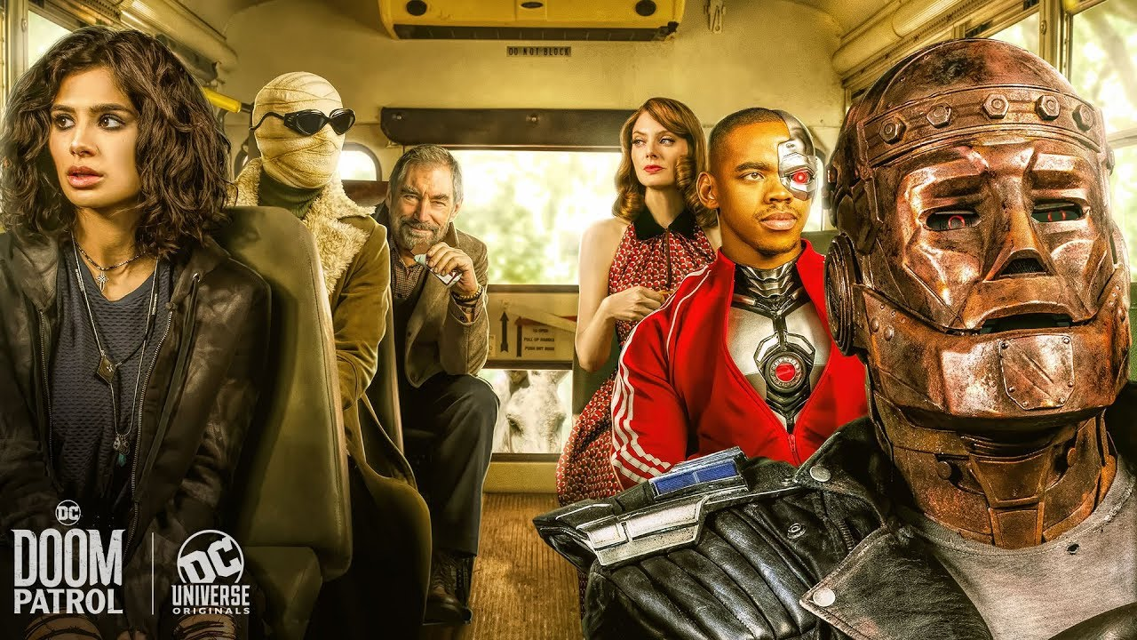 Image result for Doom Patrol