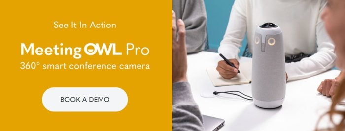 Book a Demo - Meeting Owl Pro